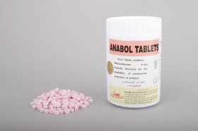 Anabol Tablets (methandienone oral)