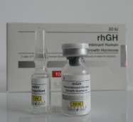 HGH Genesis® 10 I.U. (growth hormone)