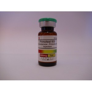 Primotest 600 (methenolone enanthate; testosterone enanthate; testosterone propionate)